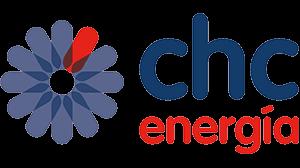 Logotipo CHC Energía