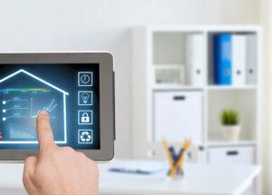 Tablet con consumo eléctrico CHC Energía