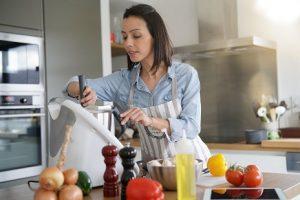 cuanto consumen los robots de cocina